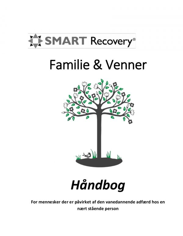 SMART Family & Friends Handbook (Language Danish)